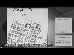 6375 S Via De Oro, Fort Mohave, AZ 86426 - YouTube