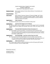 finance_committee_mins_9.22.17_final - RIPTA