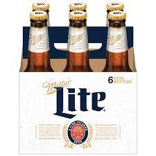 miller lite lager beer light beer