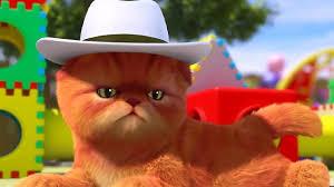 Con mèo mà trèo cây cau, rửa mặt như mèo, Nhạc thiếu nhi remix sôi ...