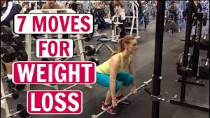 The 7 Best Strength Moves for Weight Loss - YouTube