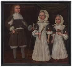 David, Joanna, and Abigail Mason - The Freake-Gibbs Painter ...