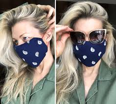 How-To Make a No-Sew DIY Face Mask ...