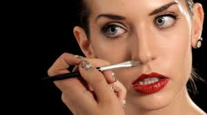 your nose look thinner makeup tips
