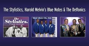the stylistics harold melvin s blue