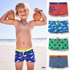 Năm 2020 Một Mảnh Thoáng Mát Đẹp Trai Tập Đi Bé Trai Kid Bơi Đồ Bơi Mùa Hè  Áo Tắm Bãi Biển Bơi Thân Sọc Ngôi Sao Quần Short|