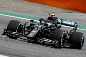 Qualifying Results 2020 Austrian F1 GP