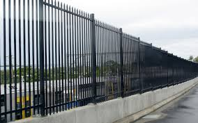 Decorative Tubular Fencing Suitable For Residential Pool And Commercial Applications