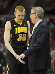 Iowa's Aaron White aims to prove doubters wrong