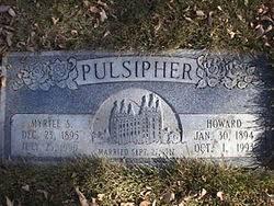 Myrtle Ivy Stewart Pulsipher (1895-1990) - Find A Grave Memorial