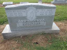 Iva Jane Phillips Robinson (1894-1987) - Find A Grave Memorial