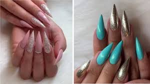 cute acrylic nail designs the best