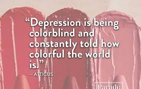 depression quotes quotes about depression to not feel alone
