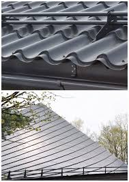 The Text Below Will Explain The Criteria Of Ideal Roofing Snow Guards Or Snow Retention Solutions With Focus On Metal Roof Metal Roof Roofing Black Metal Roof