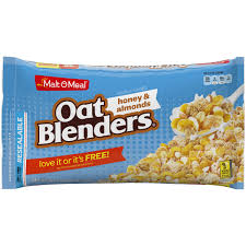 malt o meal cereal oat blenders honey