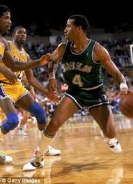 Adrian Dantley: Former NBA star working as a school crossing guard earning  $14k a year | Daily Mail Online