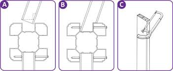 How Do I Deal With Angles In My Vinyl Fence Line Wambam Fence Knowledge Base
