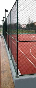 Athletic Field Fence Sports Fields Demirhan Wire Fence Systems Sport Fields Co Wire Mesh Metal Stained