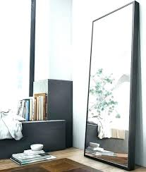 extra large floor mirror
