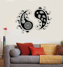 Vinyl Decal Wall Sticker Turkish Cucumber Patterns Decor N1198 Ebay