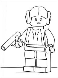Kleurplaten Lego Star Wars 13
