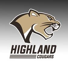 Highland Window Decal Stack Cougar Design It Apparel