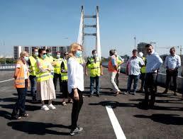 Gabriela Firea: Sâmbătă deschidem circulaţia pe Podul Ciurel