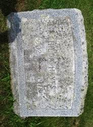 Hilda Hayes (1902-1978) - Find A Grave Memorial
