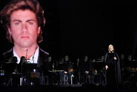 Adele starts over during George Michael tribute at Grammys - Entertainment  - The Jakarta Post