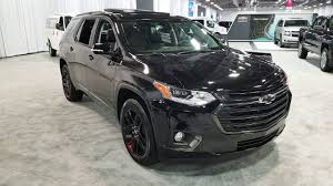 2019 chevy traverse redline review
