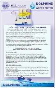 Máy Lọc Nước Blue Dolphins