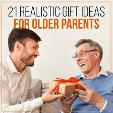 21 realistic gift ideas for older pas
