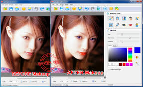 makeup photo editing software free