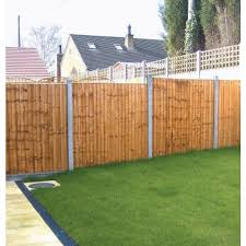 Slotted Corner Fence Post Concrete 125x125x2440mm Buy Now