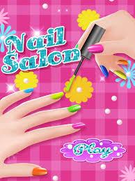 play nail salon games free