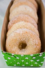 homemade baked sugar donuts brooklyn