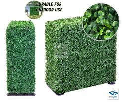 Freestanding Artificial Boxwood Hedge Natrahedge