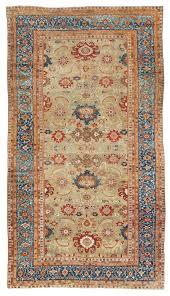 antique ziegler carpet persia