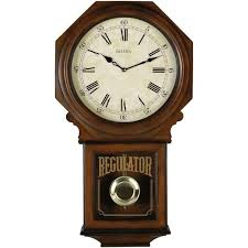 w pendulum chime wall clock c3543