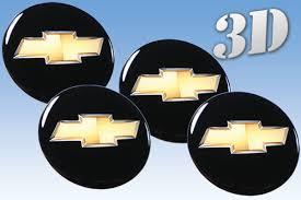 Chevrolet 3d Car Decals For Wheel Center Caps Online Shop 3d Wheel Center Caps