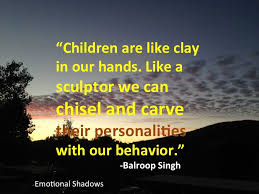 how good teachers can get inspired to mold personalities