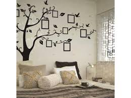 Creative 50 70cm Large Photo Tree Wall Stickers Home Decor Living Room Bedroom Diy 3d Wall Art Decals Family Frame Murals Decor Newegg Com
