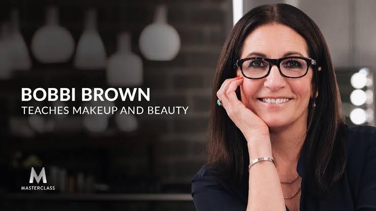 Bobbi Brown Teaches Makeup and Beauty