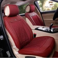 popular leather auto seat cushion
