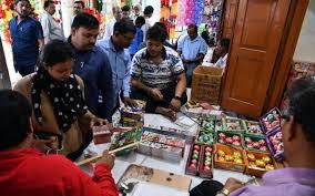 no diwali boom for green crackers the hindu