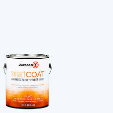 Zinsser Smartcoat Interior Advanced Paint Primer White Color Family At Menards