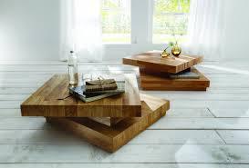 Quadratisch Modern Couchtisch Holz