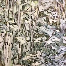 Pamela Danneman of Newtown is Pomperaug Woods Connecticut Senior Juried Art  Show Award Recipient