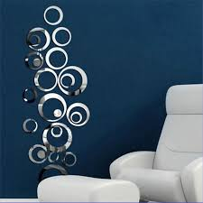 Wholesale 2016 Hot 3d Mirror Circle Wallpapers Removable Acrylic Mirror Wall Paper Home Decals Art Stickers Home Ds293 Wallpaper For Desktop Wallpaper For Desktop Background From Asite 265 53 Dhgate Com