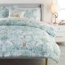 harry potter magical damask comforter